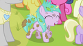Aura after being saved by Rainbow Dash S2E08.png