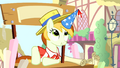Banner vendor pony wearing party hat S4E12.png