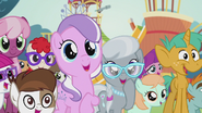 Cheerilee and school foals in awe S5E18