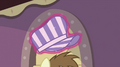 Conductor's hat being levitated S2E24.png
