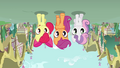 Cutie Mark Crusaders upside-down S4E12.png