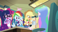 Equestria Girls complain to Celestia again EGDS37