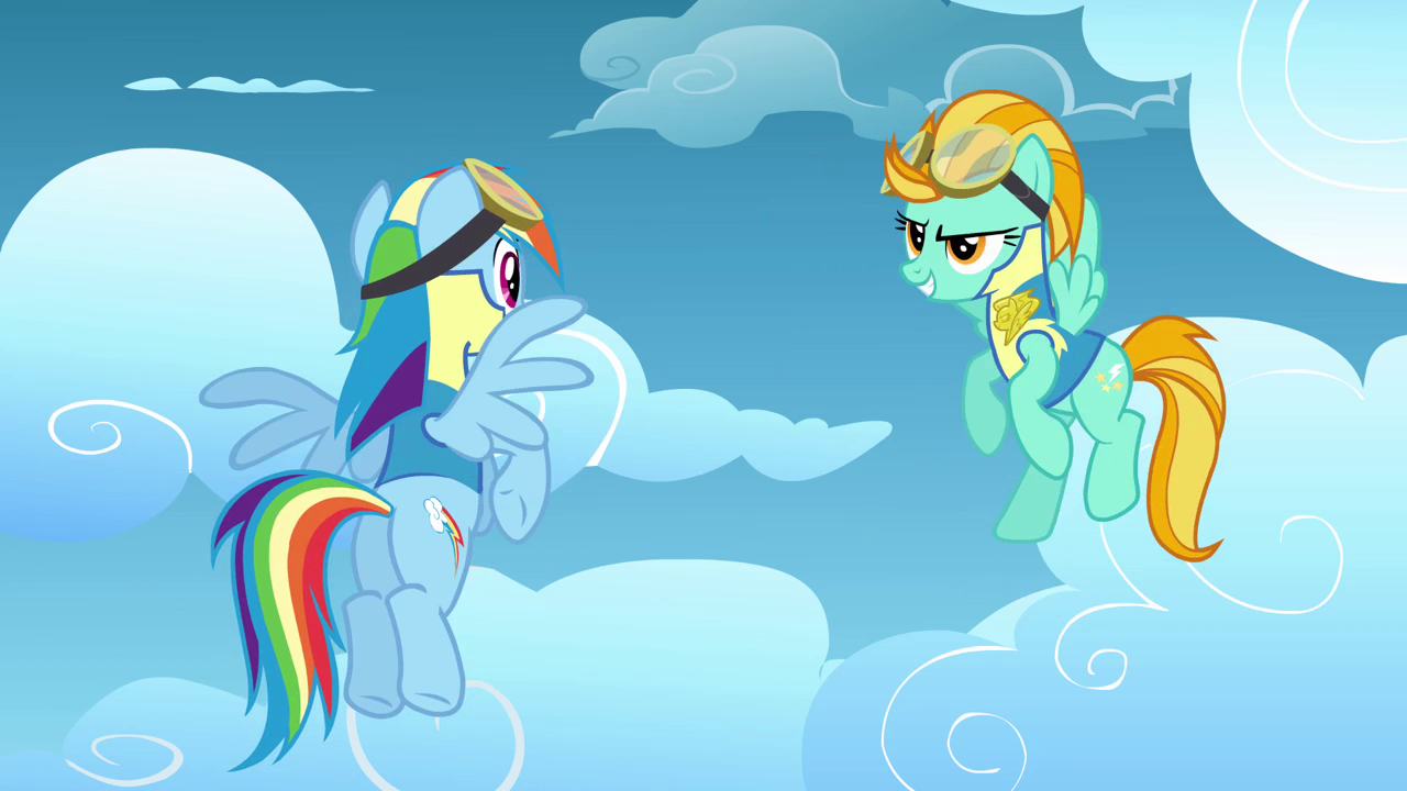 Image - Lightning 'Not every pony is destined to become a ...  Image - Lightni...