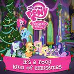 Okładka - Its A Pony Kind Of Christmas
