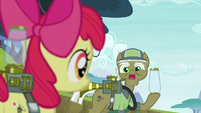 Pest pony -Call 'em back, of course- S5E04