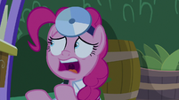 "Pinkie ""does that mean I'm sick?!"" S9E17"