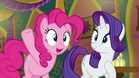 Pinkie Pie --I can pack this place with ponies!-- S6E12