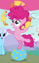 Pinkie Pie as a filly ID S4E12