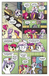 Ponyville Mysteries issue 1 page 5