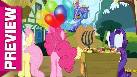 Preview My little Pony FiM - Season 5 Episode 3 - Castle Sweet Castle