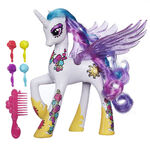 Princess Celestia Ponymania doll