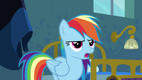 Rainbow Dash --yes, ma'am-- S6E7