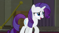 "Rarity ""this is it, my dears"" S6E9"