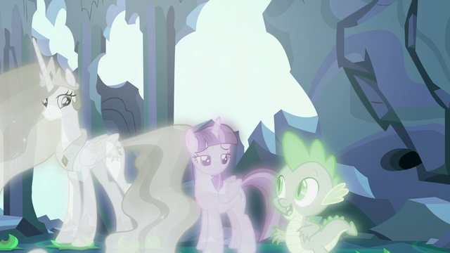"""File:Spike """"cool spell"""" S7E1.png"""