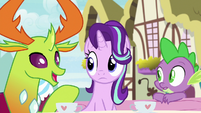 "Thorax ""maybe now we can talk"" S7E15"