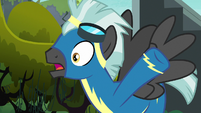 "Thunderlane ""he won't do anything else"" S7E21"