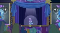 Trixie unenthusiastic --come one, come all-- S6E6
