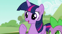 Twilight --an outside eye can really help!-- S6E10