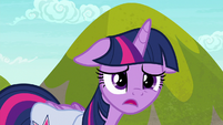"""Twilight confused """"you're not?"""" S9E5"""
