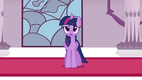 Twilight now with all the alicorn magic S4E26