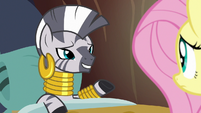 "Zecora ""regret is not what you should feel"" S7E20"
