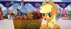 Applejack -none taken- MLPTM