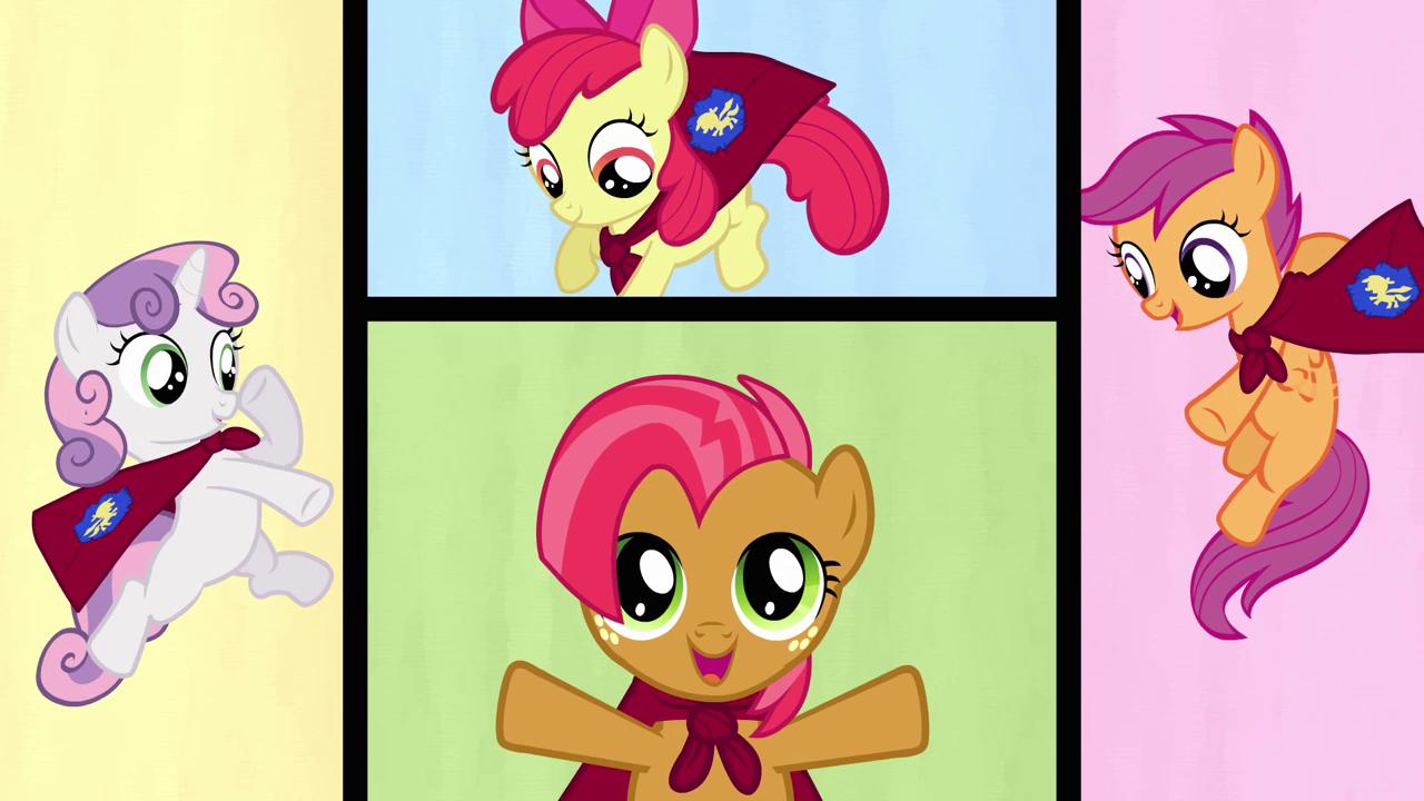 Cutie Mark Crusaders  My Little Pony Friendship is Magic Wiki