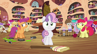 CMC about to demonstrate what they learned S4E15