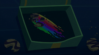 Cookie crumbs and rainbow smears S6E15