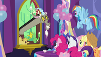 "Discord ""going to be so exciting!"" S7E1"