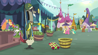 """Discord """"take a look at your stems!"""" S9E23"""