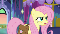 "Fluttershy ""no use trying to talk me out of this"" S7E20"