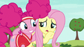 """Fluttershy """"the game was a little scary at first"""" S6E18.png"""