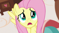 "Fluttershy ""why would you ever think that?"" S7E12"