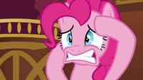 Pinkie Pie checking if she's herself S3E3