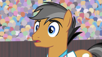 Quibble Pants feeling a little relieved S9E6