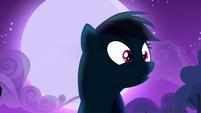 Rainbow Dash's silhouette S3E6