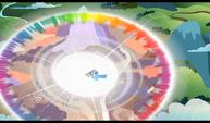 Rainbow dash sonic rainboom