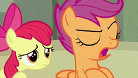 "Scootaloo ""if it weren't for her"" S8E6"