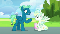 """Sky Stinger """"we'll keep working, and who knows?"""" S6E24"""