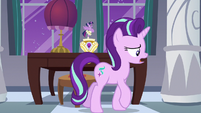 Starlight -hurting each other without realizing it- S7E10
