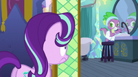 Starlight Glimmer lightly traumatized S6E1