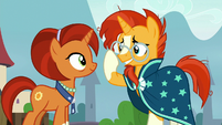 "Sunburst ""instead of never coming home"" S8E8"