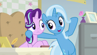 "Trixie ""you're also my friend"" S8E19"