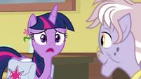 """Twilight """"I need to tell you something"""" S9E5"""