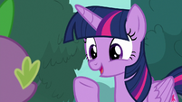 "Twilight ""you're supposed to grow up"" S8E11"