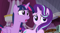 "Twilight Sparkle ""for what?"" S7E14"