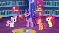 "Twilight Sparkle ""she didn't even come in"" S6E19"