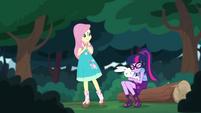 Twilight Sparkle hugging Angel Bunny CYOE4a