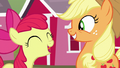 """Apple Bloom """"Probably the best Apple of all time!"""" S5E17.png"""